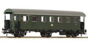 H0 Personenwagen 2. Klasse, DB, Ep.3, DC