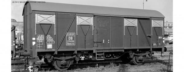 H0 Güterwagen Gmms 44 DB, III, EUROP