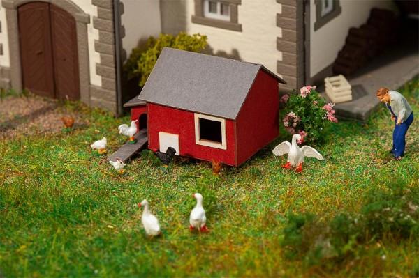 H0 Hühnerhaus