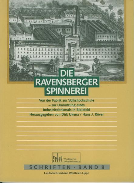Buch Die Ravensberger Spinnerei -Von der Fabrik zur Volkshochschule