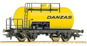 H0 Kesselwagen Danzas, DB, Ep.4, DC