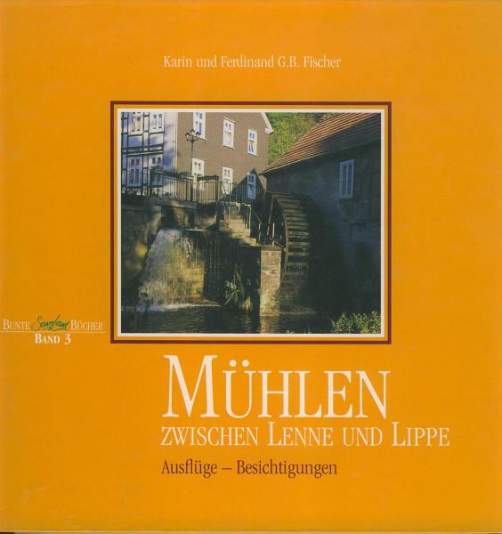 Buch Mühlen zwischen Lenne und Lippe - Ausflüge und Besichtigungen