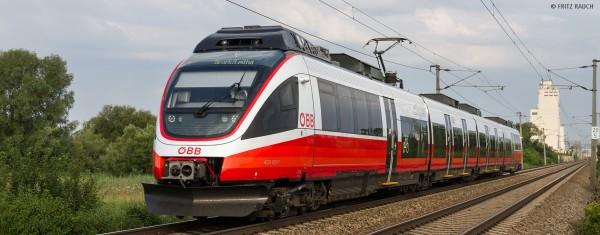 H0 E-Triebwagen 4024 ÖBB, VI, DC SOUND