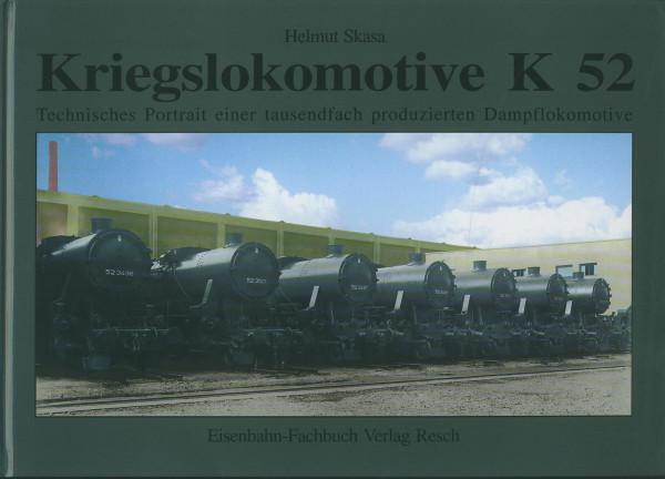 Buch Kriegslokomotive 52 K