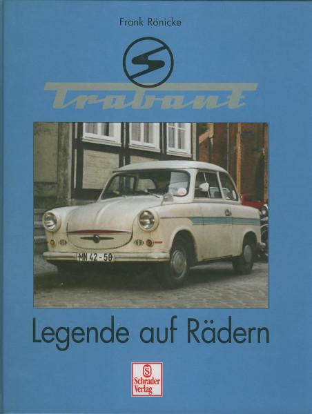 Buch Trabant - Legende auf Rädern