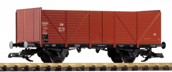 G Güterwagen/2-a. off. DB-3 braun