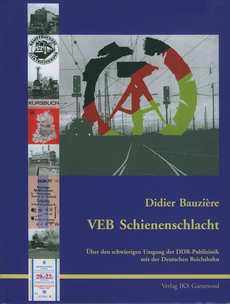 Buch VEB Schienenschlacht