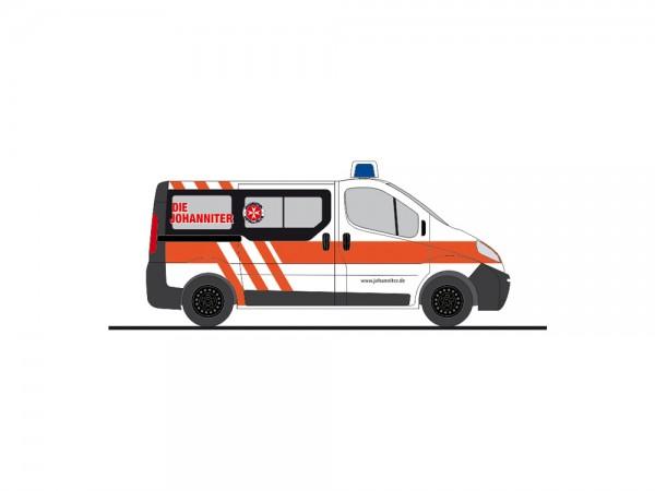 87 Opel-Vivaro/Bus 'Johanniter-Oldenburg' NH2020(05)
